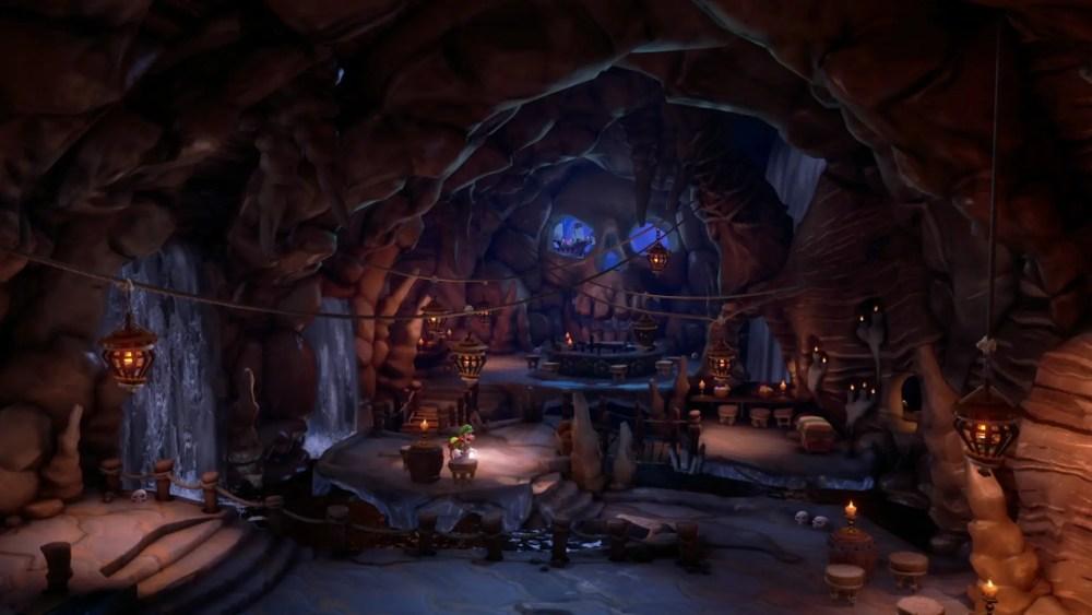 Luigi's Mansion 3 Review Screenshot 3
