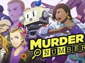 Murder By Numbers Logo