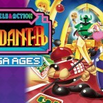 SEGA AGES Ichidant-R Review Header