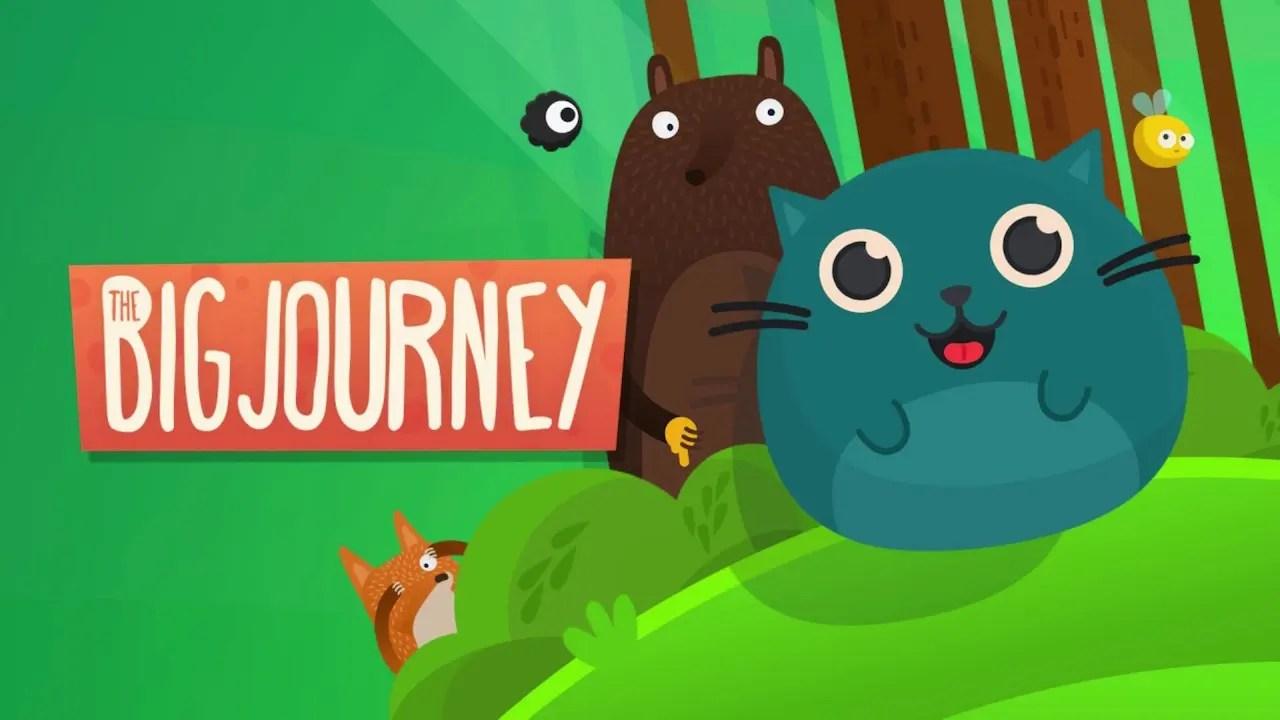 The Big Journey Logo