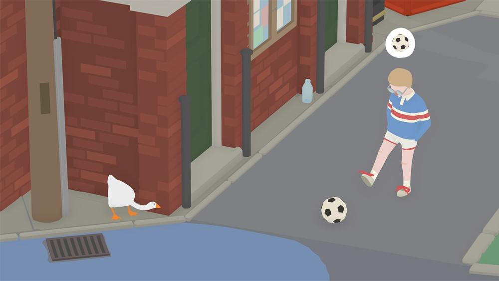 Untitled Goose Game Review Screenshot 2