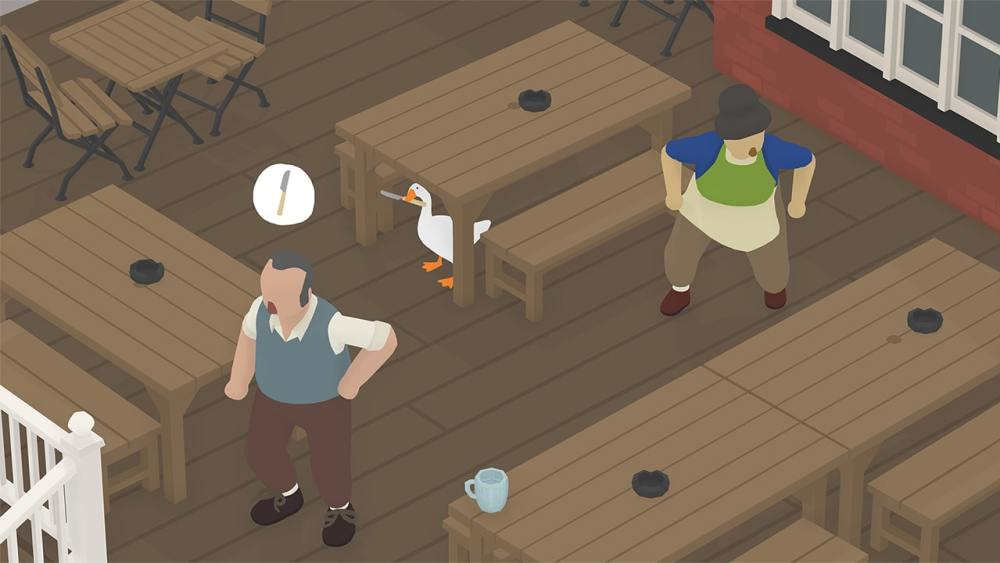 Untitled Goose Game Review Screenshot 3