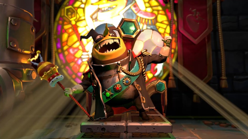 Yooka-Laylee And The Impossible Lair Review Screenshot 1