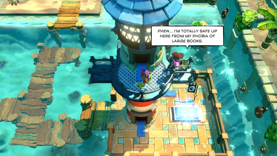 Yooka-Laylee And The Impossible Lair Review Screenshot 3