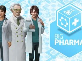 Big Pharma Logo