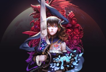 Bloodstained: Ritual Of The Night Review Header