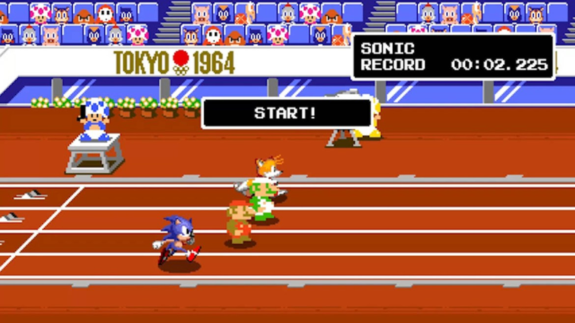 Mario and Sonic at the Olympic Games Tokyo 2020 Review Screenshot 3