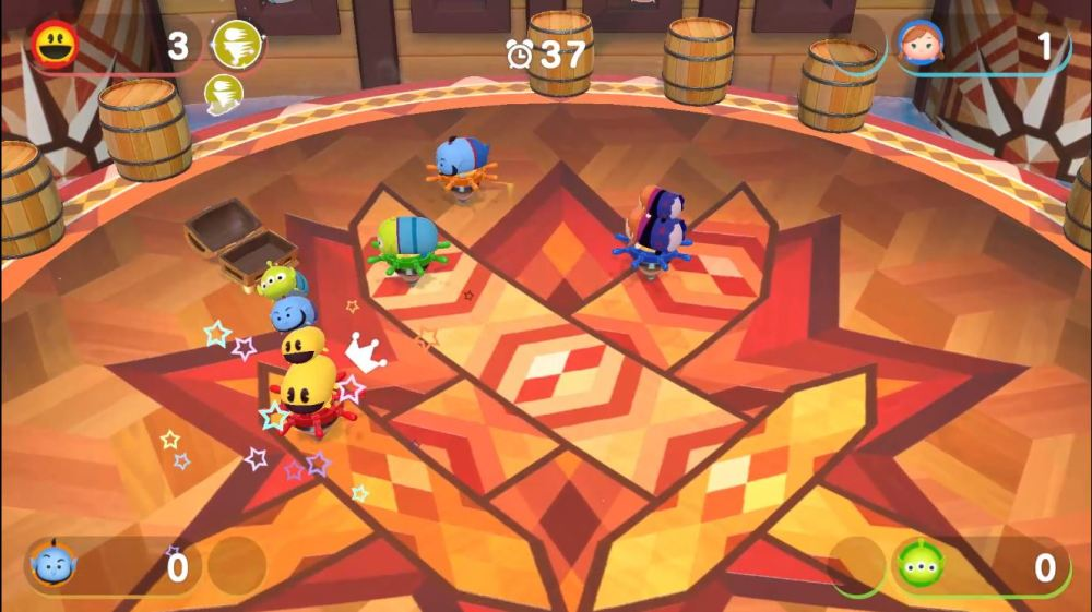 PAC-MAN Disney Tsum Tsum Festival Screenshot 4