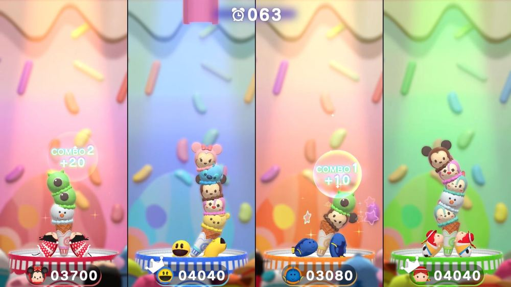 PAC-MAN Disney Tsum Tsum Festival Screenshot 6