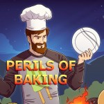 Perils Of Baking Logo