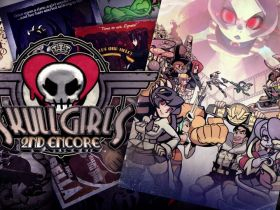 Skullgirls 2nd Encore Review Header