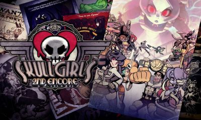 Skullgirls 2nd Encore Review Header
