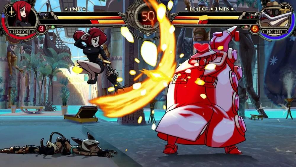 Skullgirls 2nd Encore Review Screenshot 1