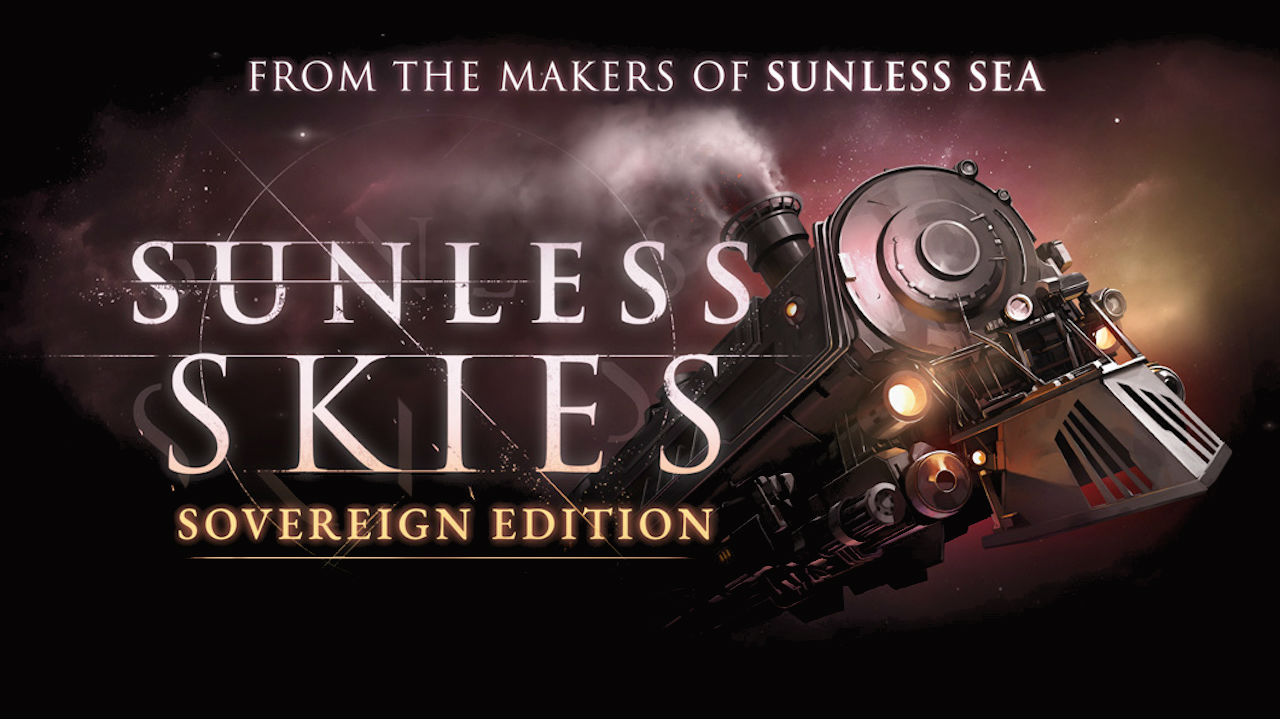 Sunless Skies: Sovereign Edition Logo