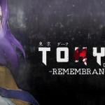 Tokyo Dark: Remembrance Logo