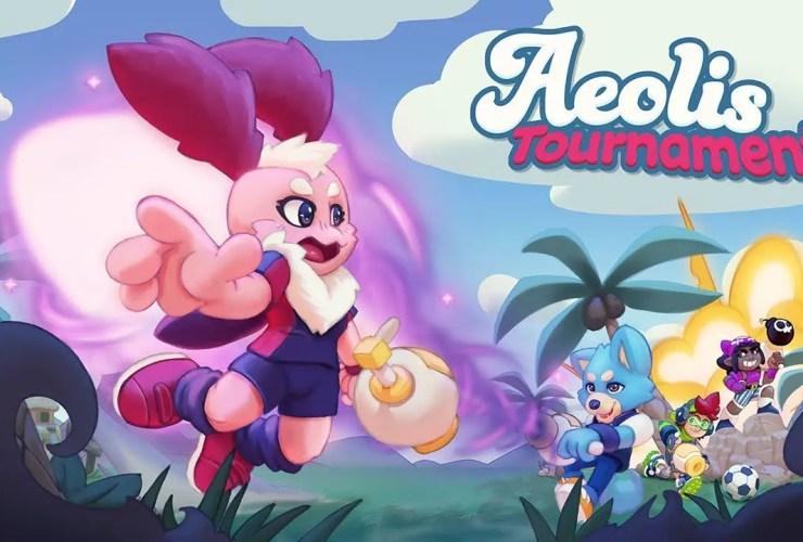 Aeolis Tournament Logo