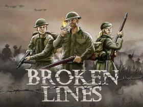 Broken Lines Logo