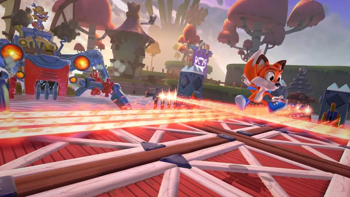 New Super Lucky's Tale Review Screenshot 3