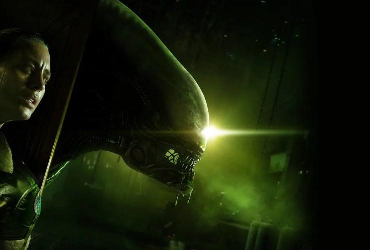 Alien Isolation Review Header