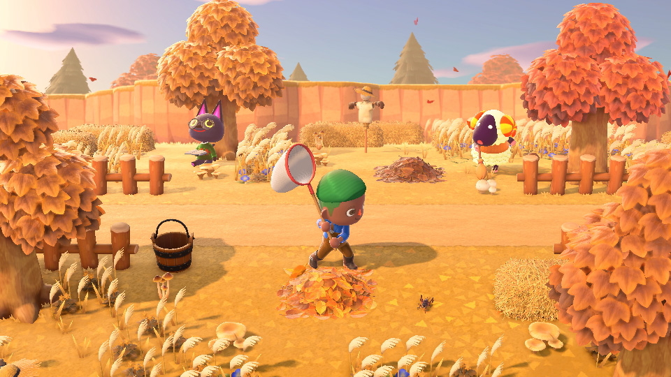 Animal Crossing: New Horizons Screenshot 4