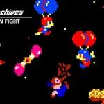 Arcade Archives VS. Balloon Fight Logo