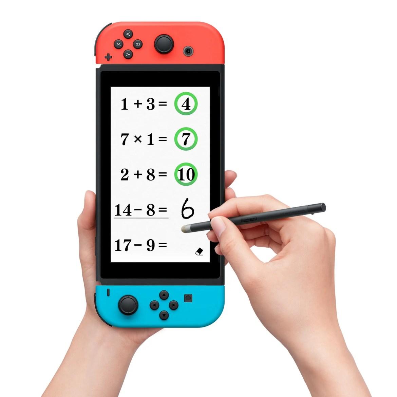 Brain Training For Nintendo Switch Review Screenshot 1