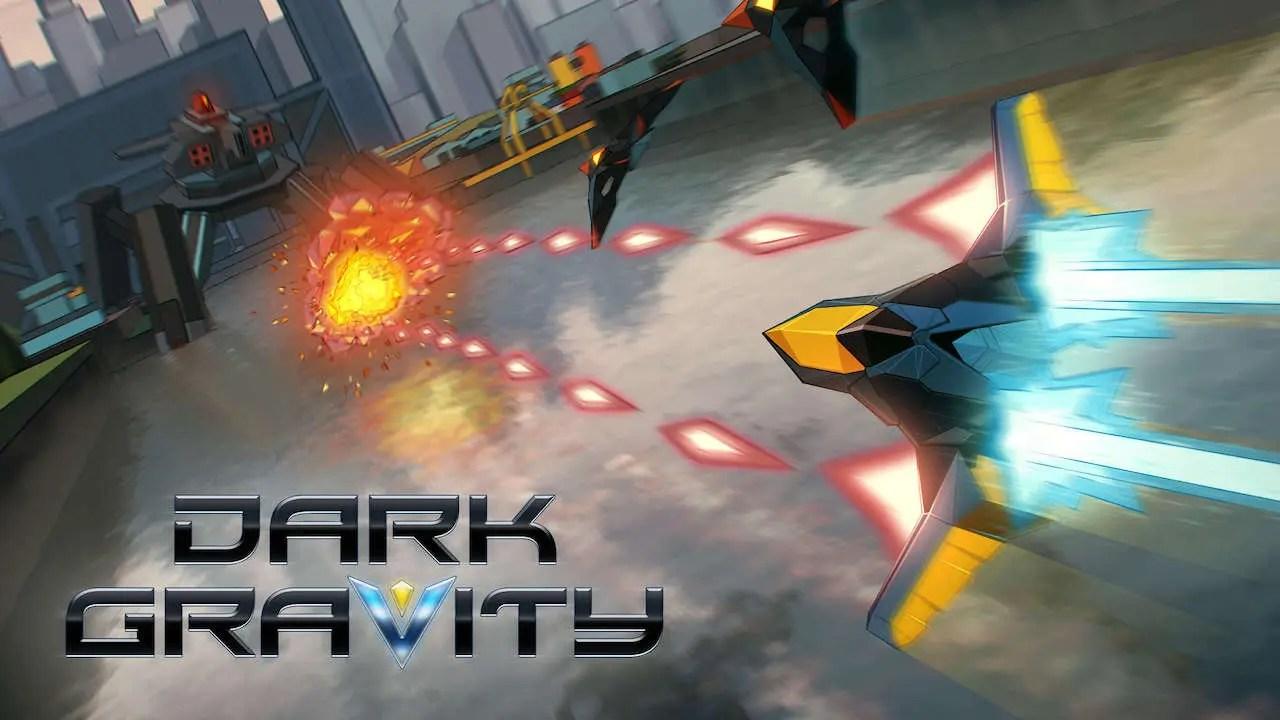 Dark Gravity Logo
