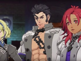 Fire Emblem: Three Houses Cindered Shadows Characters Screenshot