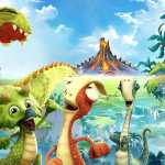 Gigantosaurus: The Game Key Art