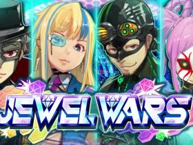 Jewel Wars Logo