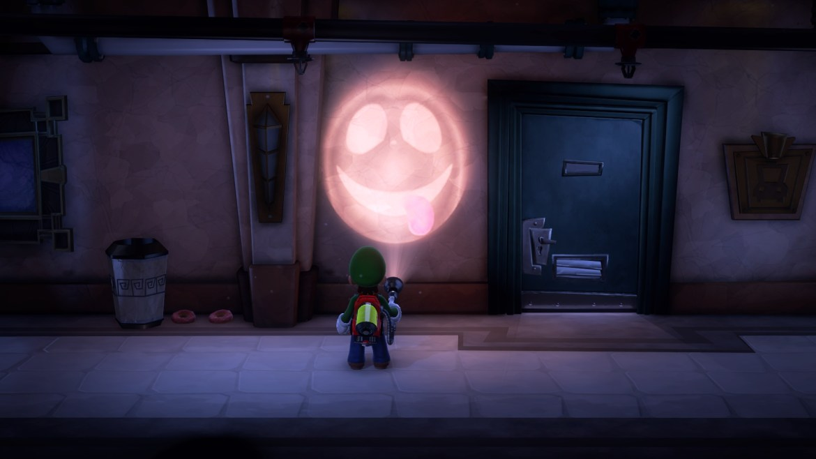 Luigi's Mansion 3 Polterpup Flashlight Screenshot