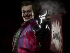Mortal Kombat 11 The Joker Screenshot