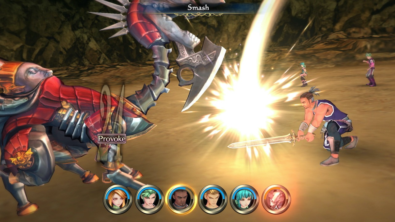 SaGa Scarlet Grace: Ambitions Review Screenshot 3