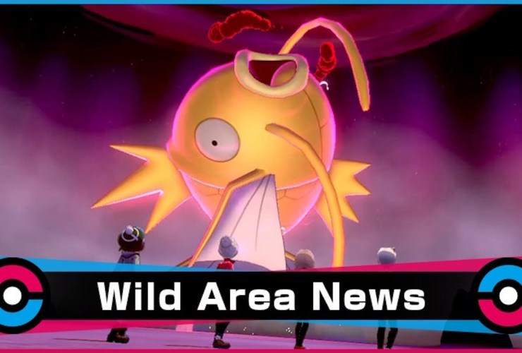 Shiny Magikarp Pokémon Sword And Shield Screenshot