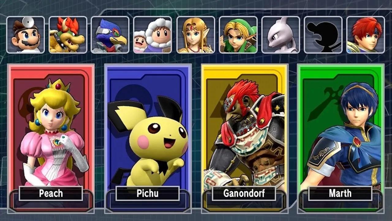 Super Smash Bros. Ultimate Melee Tourney Image