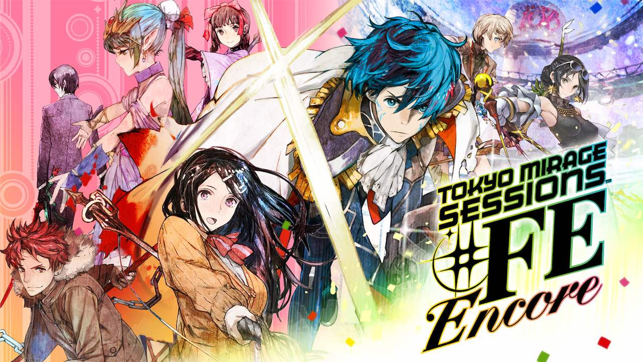Tokyo Mirage Sessions #FE Encore Review Header