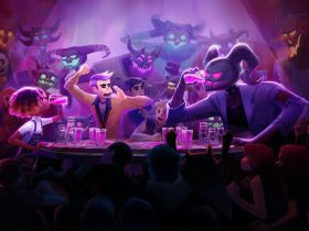 Afterparty Key Art