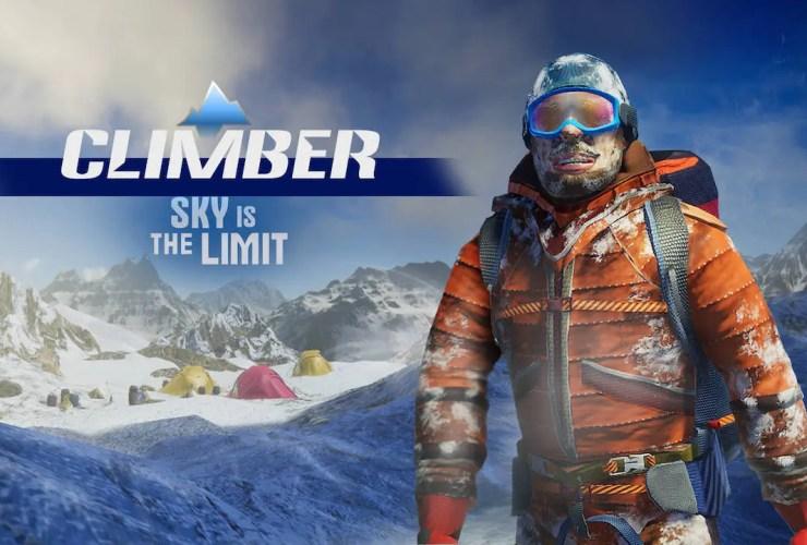 Climber: Sky Is The Limit Logo