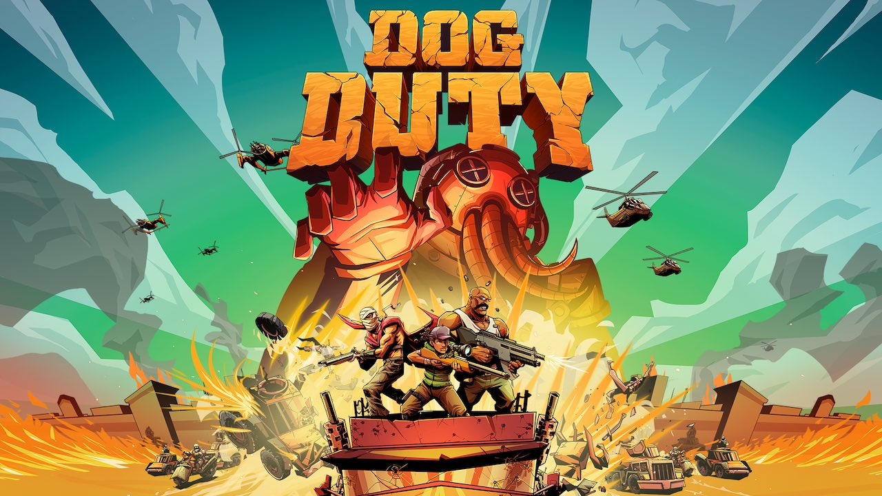 Dog Duty Logo