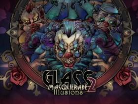Glass Masquerade 2: Illusions Logo