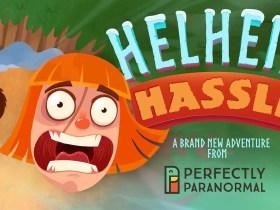 Helheim Hassle Logo