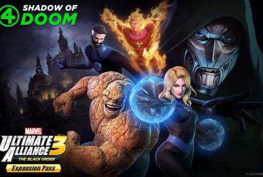 Marvel Ultimate Alliance 3 Fantastic Four Shadow Of Doom Image