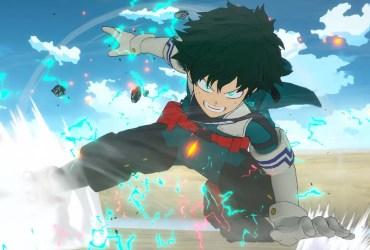 My Hero One's Justice 2 Screenshot