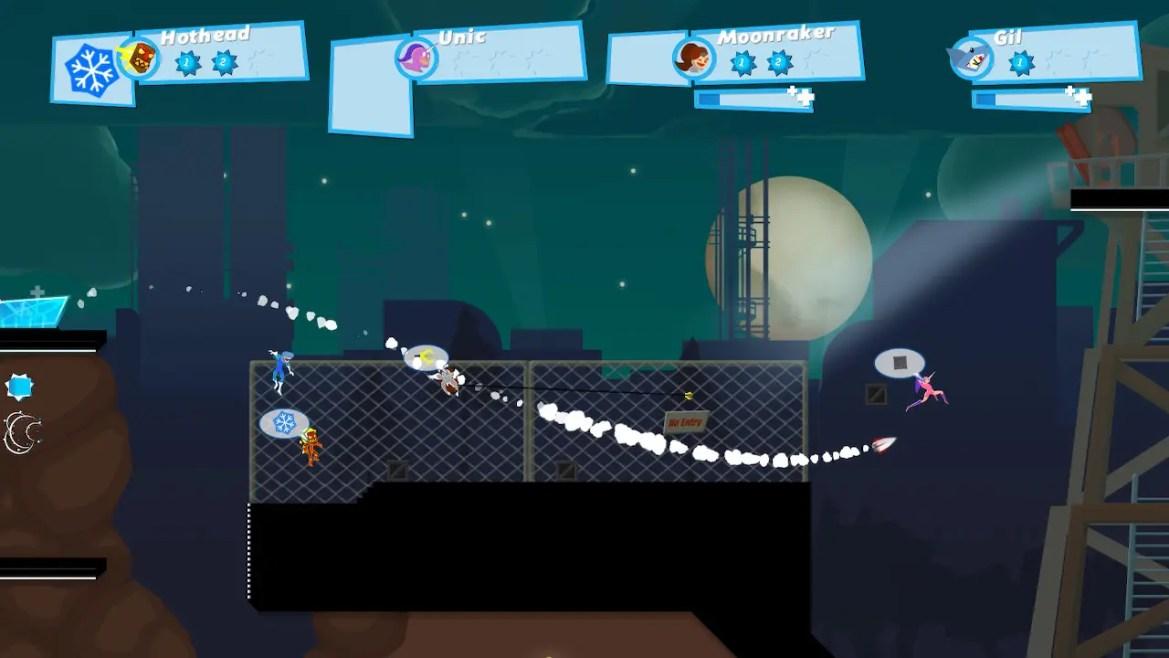 SpeedRunners Review Screenshot 1