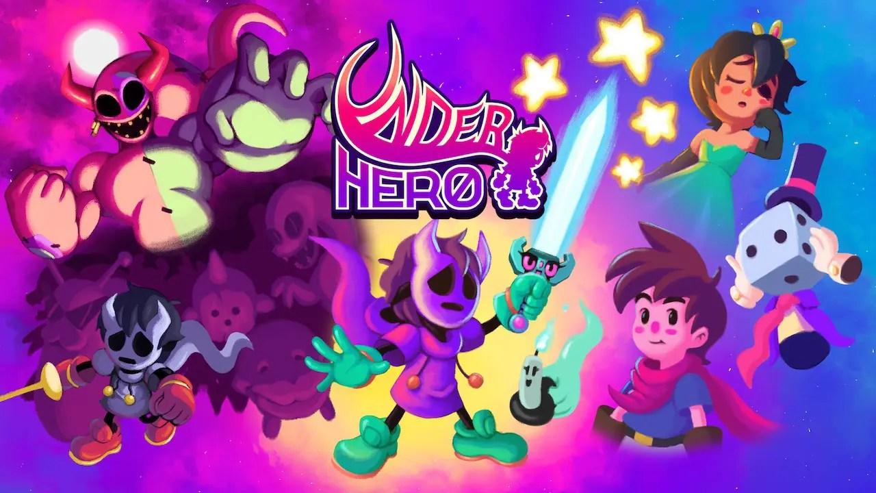 UnderHero Logo