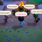 Animal Crossing New Horizons Island Names Screenshot