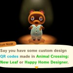 Animal Crossing New Horizons QR Codes Screenshot