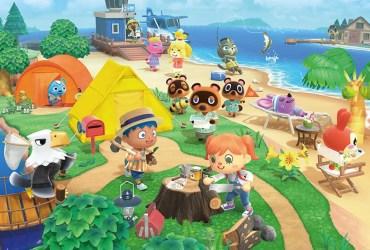 Animal Crossing: New Horizons Review Header