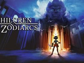 Children Of Zodiarcs Logo