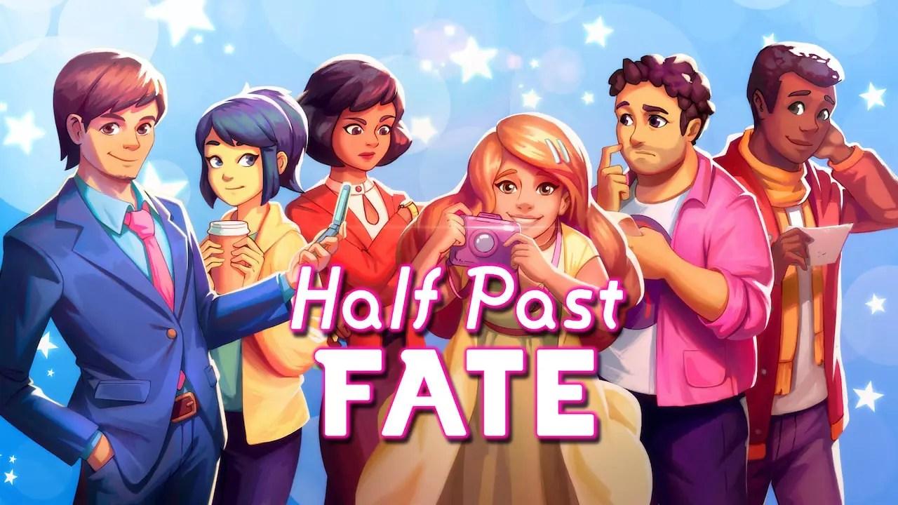 Half Past Fate Logo